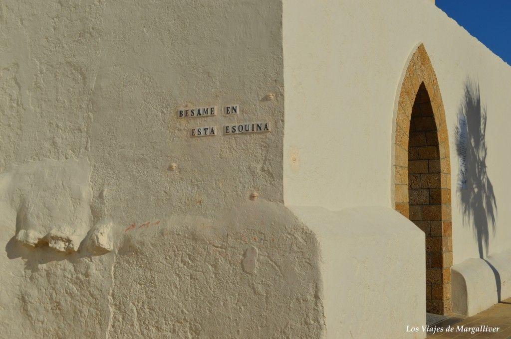 Intervenciones de Rota, besame en esta esquina, Rota - Los viajes de Margalliver